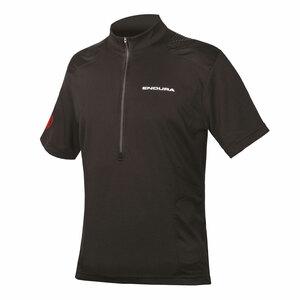 Endura dres HUMMVEE krátký rukáv černý