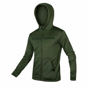 Endura mikina HUMMVEE s kapucí zelená