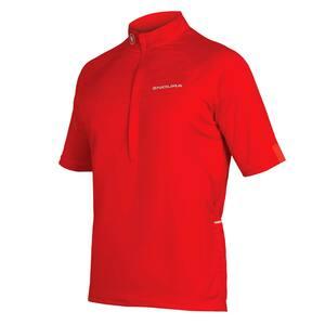 Endura dres Xtract II červený