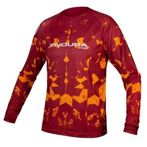 Endura dres MT500 Kali LTD rust červený