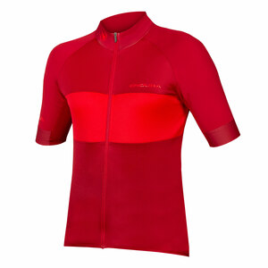 Endura dres s krátkým rukávem FS260-Pro II červený