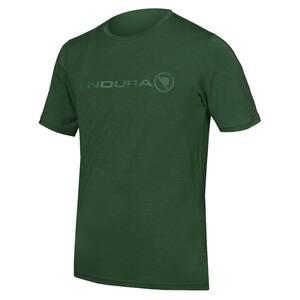 Endura triko SINGLETRACK Merino zelené