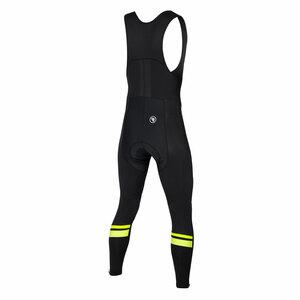Endura elastické kalhoty Windchill s vložkou, svítivě žlutá