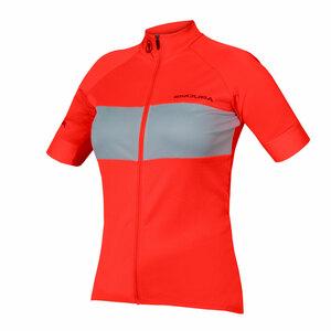 Endura dámský dres FS260-Pro II s krátkým rukávem korálová