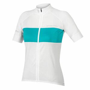 Endura dámský dres FS260-Pro II s krátkým rukávem bílý