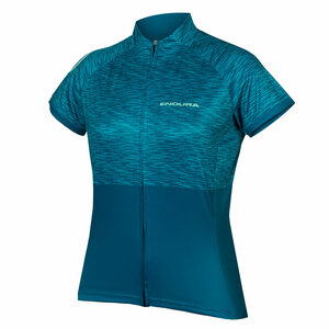Endura dámský dres HUMMVEE Ray II LTD ledňáčkově modrý