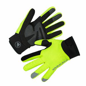 Endura zimní rukavice dámské Strike svítivě žluté