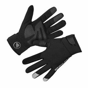 Endura zimní rukavice dámské Strike černé