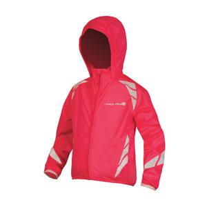 Endura dětská bunda Luminite II růžová