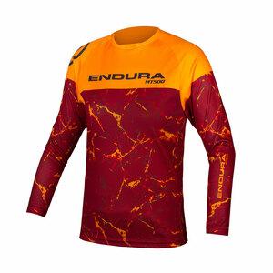 Endura dětský dres MT500JR T LTD mandarinkový