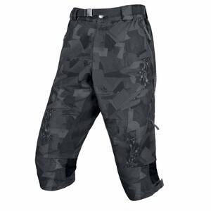 Endura 3/4 kalhoty HUMMVEE II šedý maskáč