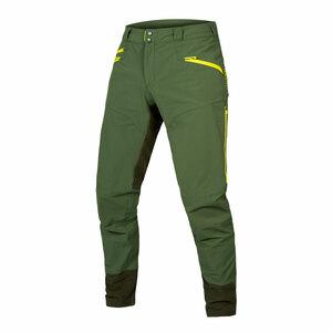 Endura kalhoty SINGLETRACK II lesní zelená