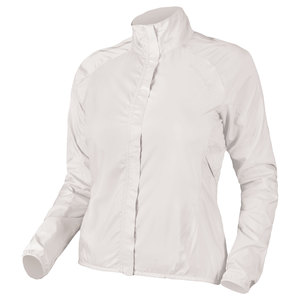 Endura dámský bunda PAKAJAK bílá