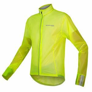 Endura bunda FS260-Pro Adrenaline Race Cape II svítivě žlutá