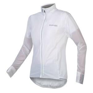 Endura dámská bunda FS260-Pro Adrenaline Race Cape II bílá