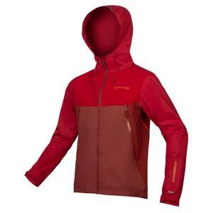 Endura voděodolná bunda MT500 kakaová