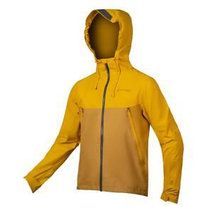 Endura voděodolná bunda MT500 hořčicová