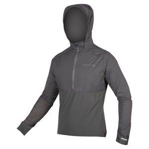 Endura bunda MTR Spray Pullover šedá