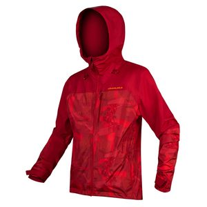 Endura bunda SINGLETRACK červená
