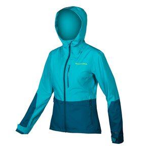 Endura dámská bunda SINGLETRACK modrá