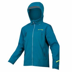 Endura vodě odolná bunda MT500 II ledňáčkově modrá