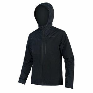 Endura bunda Hummvee s kapucí černá