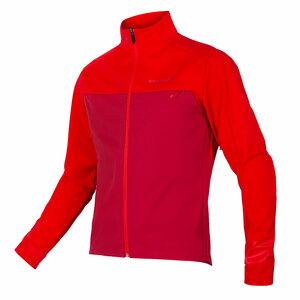 Endura bunda Windchill II rezavě červená