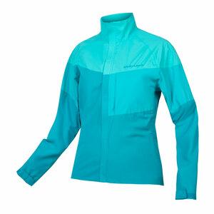 Endura dámská bunda Urban Luminite II modrá pacific