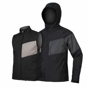 Endura bunda Urban Luminite 3v1 II černá