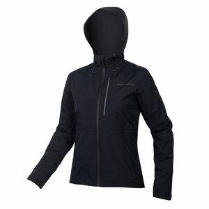 Endura dámská bunda Hummvee s kapucí černá