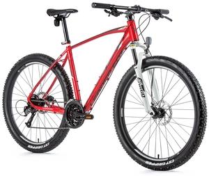 Leader Fox horské kolo ESENT červeno/černé