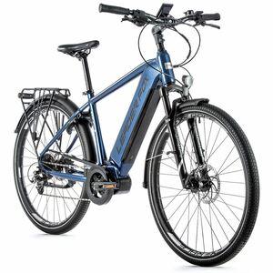 Leader Fox trekingové elektrokolo LUCAS tmavě modro/šedé