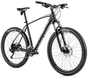 Leader Fox horské kolo ZERO černá mat/zelená