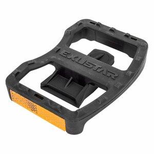 Exustar adaptér pedálů Look Keo E-RR3