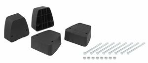 Force adaptér pro zvýšení nosiče, černý