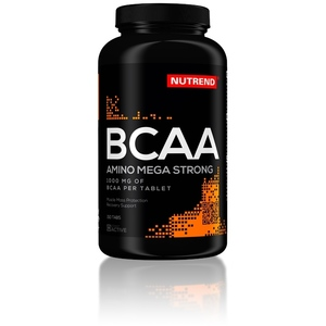 Nutrend AMINO BCAA MEGA STRONG tablety