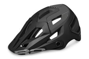 R2 helma TRAIL černá, šedá/matná