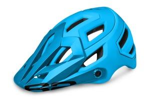 R2 helma TRAIL modrá/matná