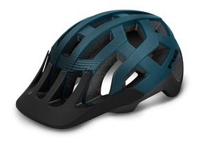 R2 helma FARGO modrá, černá / matná