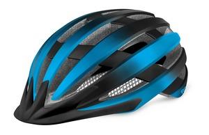 R2 helma VENTU matná modrá, černá