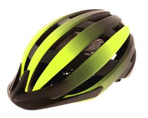 R2 helma VENTU matná neon žlutá, černá