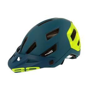 R2 helma TRAIL 2.0 matná zelená, neon žlutá