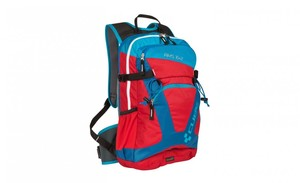 Cube Batoh AMS 16+2 blue/red