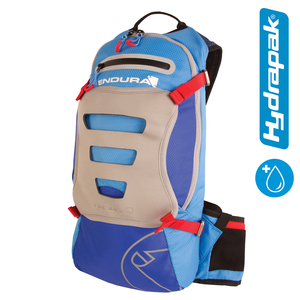 Endura batoh SINGLETRACK s vakem Hydrapak modrý