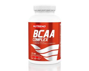 Nutrend BCAA complex, 120 kapslí