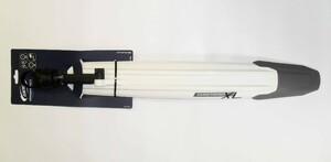 BBB blatník zadní GRANDPROTECT BFD-14R bílý