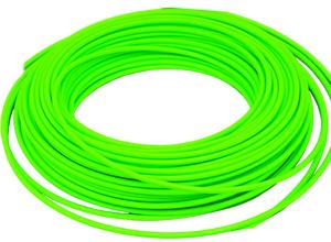 MRX bowden brzdový 5mm reflexní zelený