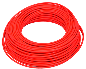 MRX bowden řadící 4mm reflexní červená