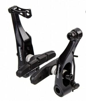 Shimano brzdové čelisti BR-R353 černé
