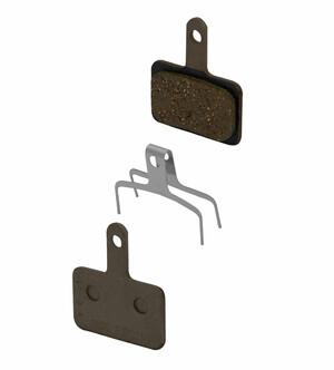 Shimano Brzdové destičky B01S  polymerové